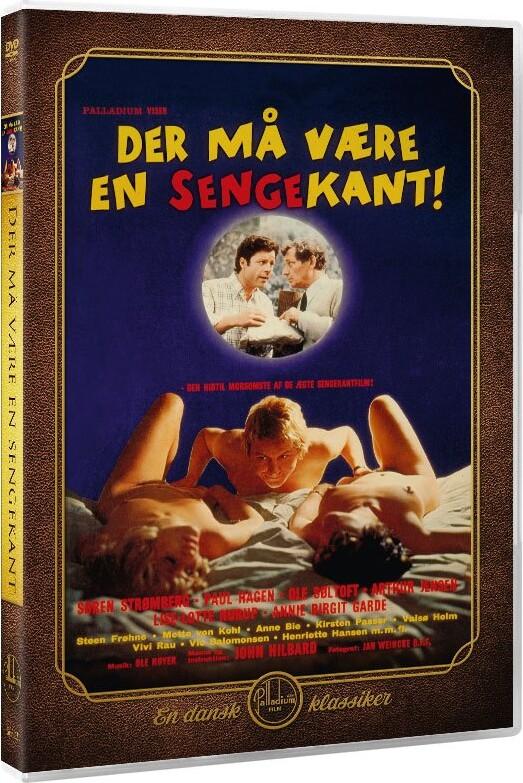 Image of   Der Må Være En Sengekant - DVD - Film