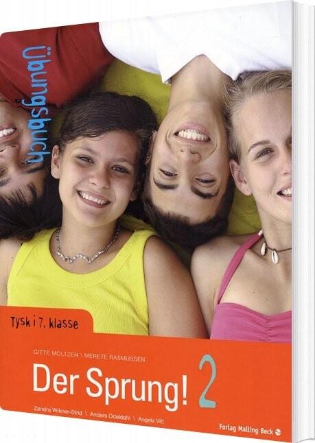 Der Sprung! 2, übungsbuch - Gitte Moltzen - Bog