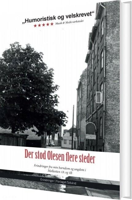 Image of   Der Stod Olesen Flere Steder - Ole Olesen - Bog