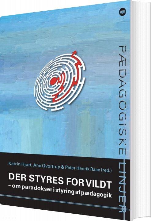 Image of   Der Styres For Vildt - Ane Qvortrup - Bog