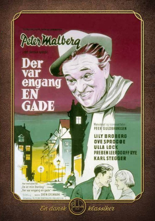 Image of   Der Var Engang En Gade - DVD - Film