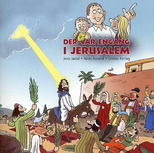 Der Var Engang I Jerusalem - Jens Jødal - Bog
