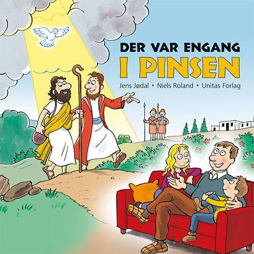 Image of   Der Var Engang I Pinsen - Jens Jødal - Bog