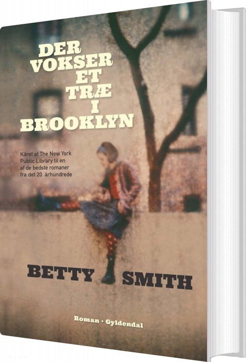 Der Vokser Et Træ I Brooklyn - Betty Smith - Bog