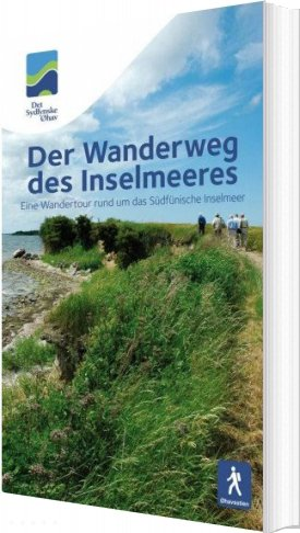 Image of   Der Wanderweg Des Inselmeeres (øhavsstien) - Jesper Vagn Christensen - Bog