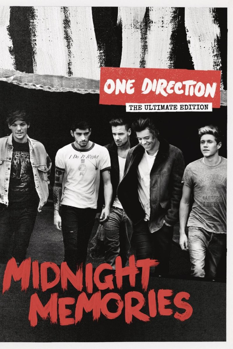 Image of   One Direction - Midnight Memories - Deluxe Edition - CD