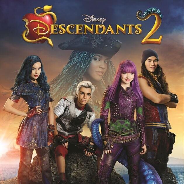 Image of   Descendants 2 Soundtrack - CD
