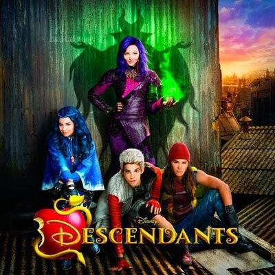 Image of   Descendants Soundtrack - CD