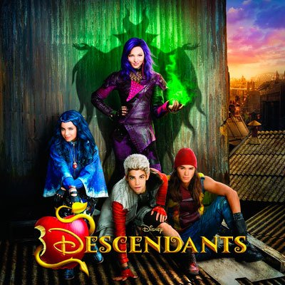 Image of   Descendants Soundtrack - CD