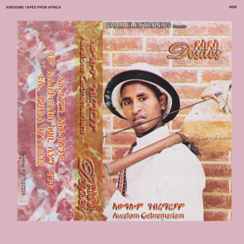Image of   Awalom Gebremariam - Desdes - CD