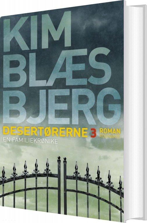 Desertørerne 3 - Kim Blæsbjerg - Bog