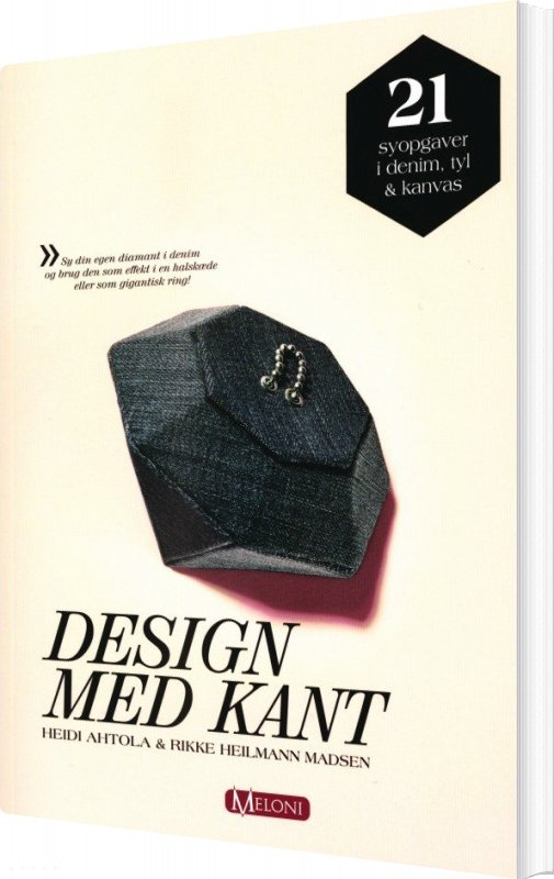 Billede af Design Med Kant - Heidi Ahtola - Bog
