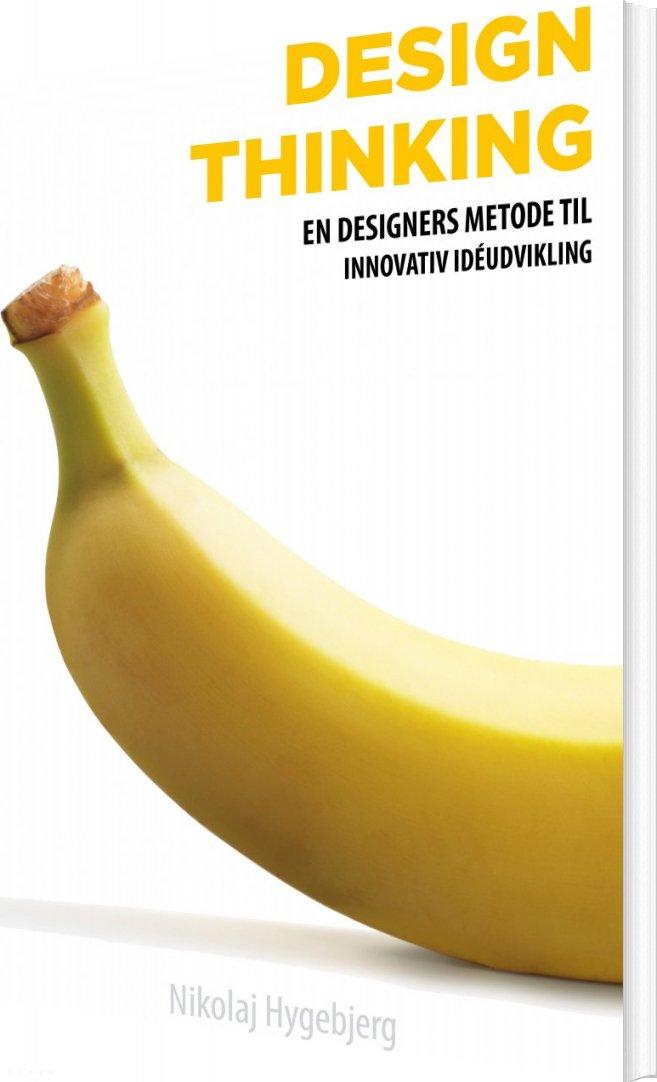 Billede af Design Thinking - Nikolaj Hygebjerg - Bog