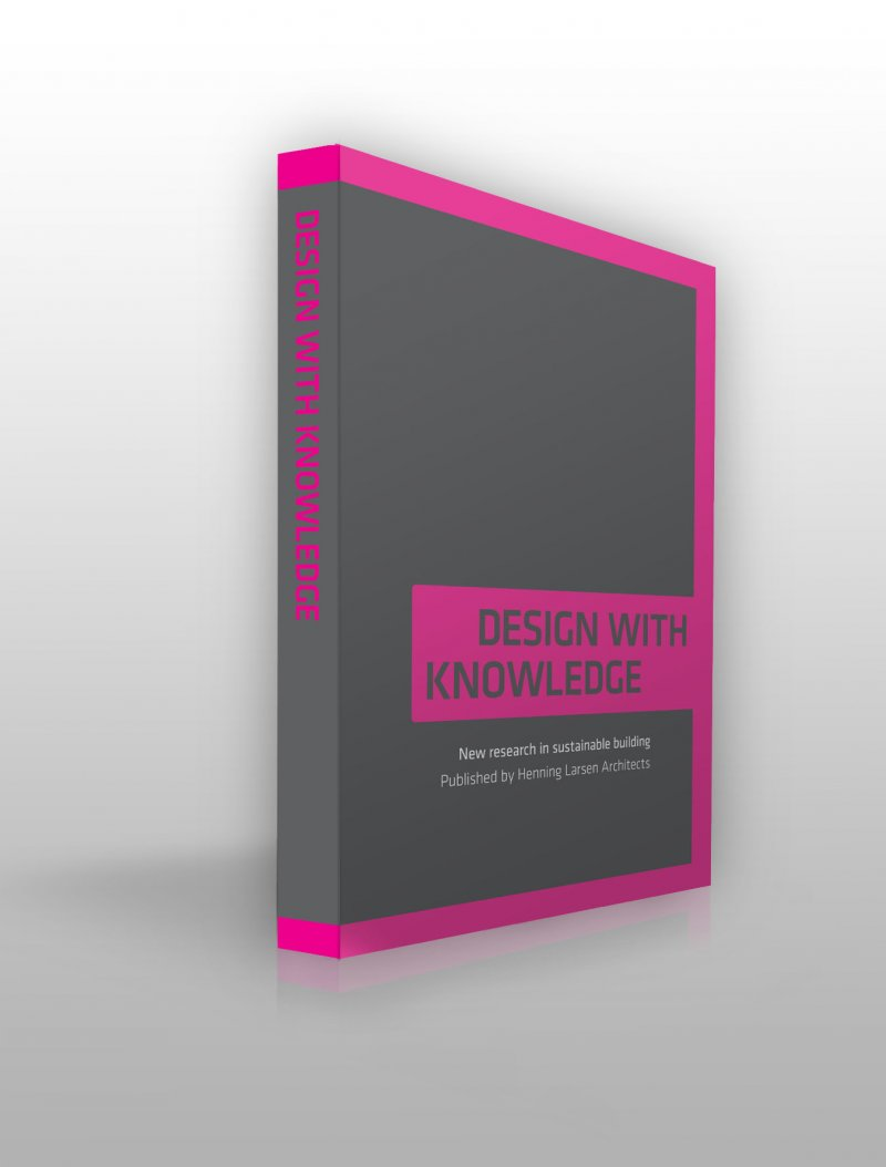 Image of   Design With Knowledge - Edited By Signe Kongebro - Bog