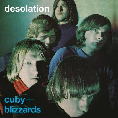 Image of   Cuby & Blizzards - Desolation - Vinyl / LP