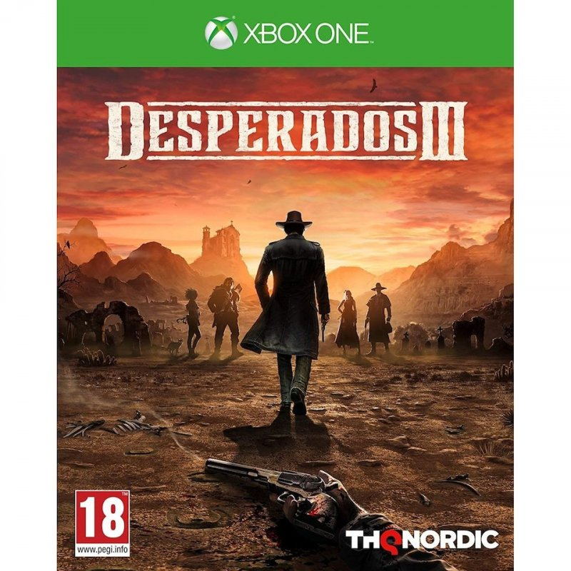 Image of   Desperados Iii - Xbox One