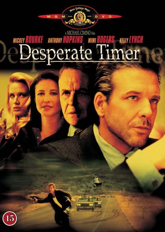 Image of   Desperate Timer / Desperate Hours - DVD - Film