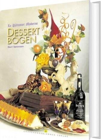 Dessertbogen - Gert Sørensen - Bog