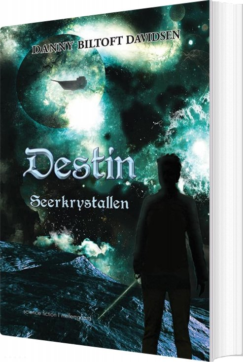 Image of   Destin - Danny Biltoft Davidsen - Bog