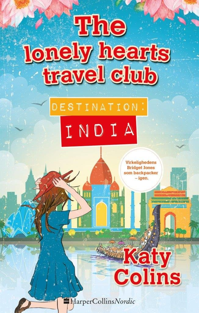 Destination India - Katy Colins - Bog