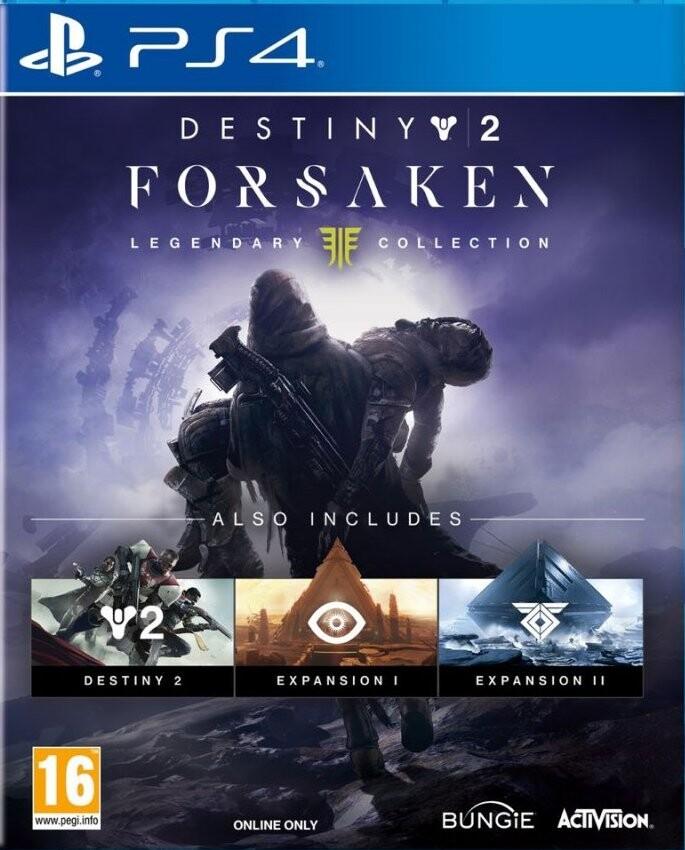 Image of   Destiny 2: Forsaken - Legendary Collection - PS4