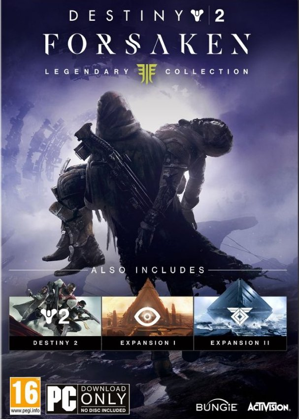 Image of   Destiny 2 Forsaken - PC