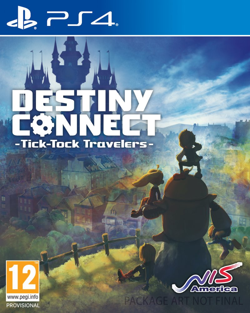 Image of   Destiny Connect: Tick-tock Travelers - PS4