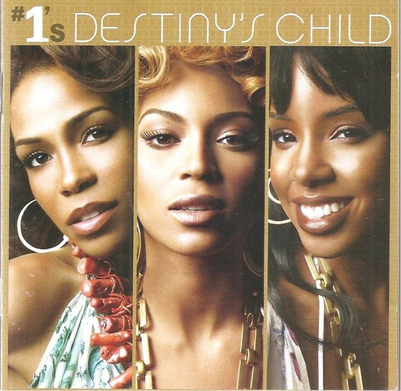 Image of   Destiny's Child - No.1's - CD