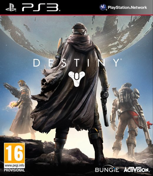 Image of   Destiny - Vanguard Edition - PS3