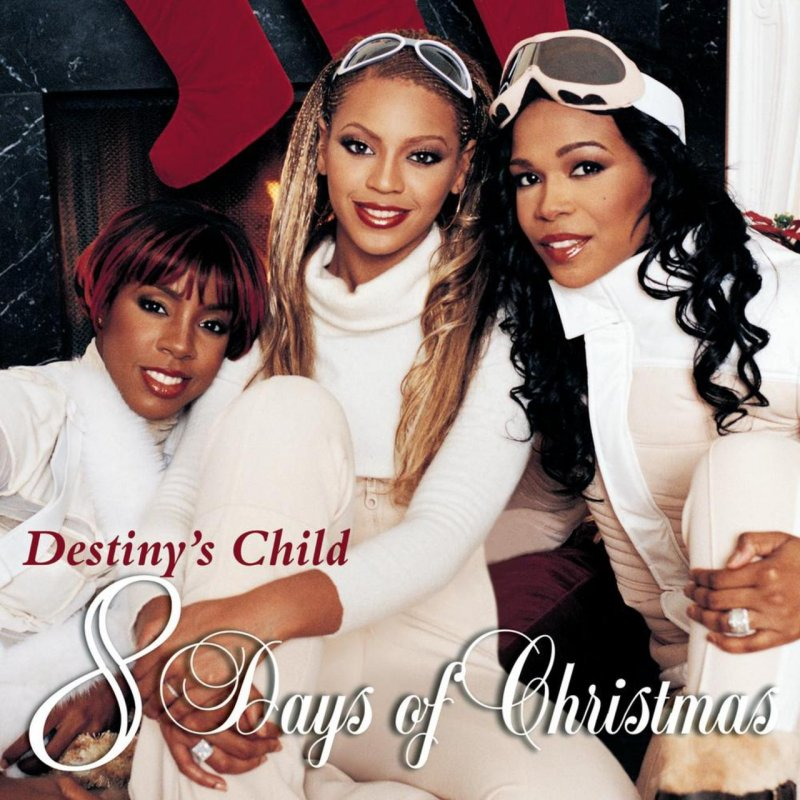 Image of   Destiny's Child - 8 Days Of Christmas - CD