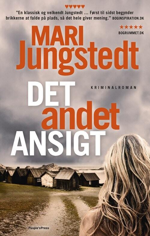 Image of   Det Andet Ansigt - Mari Jungstedt - Bog