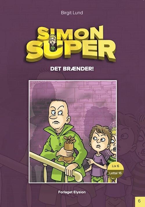 Image of   Det Brænder - Birgit Lund - Bog