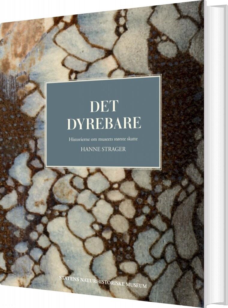 Image of   Det Dyrebare - Hanne Strager - Bog