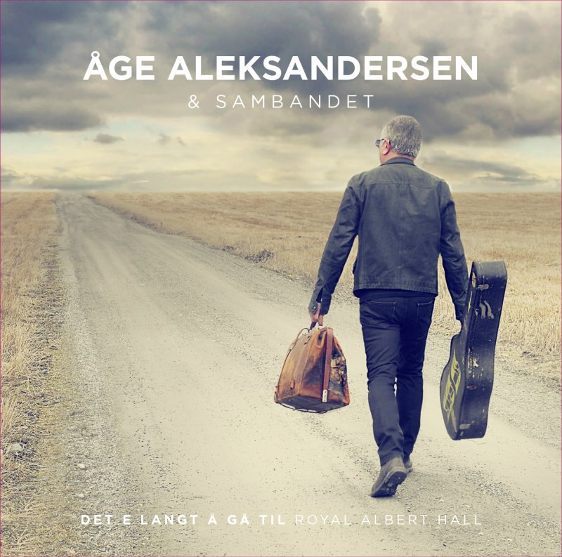Image of   åge Aleksandersen & Sambandet - Det E Langt å Gå Til Royal Albert Hall - CD