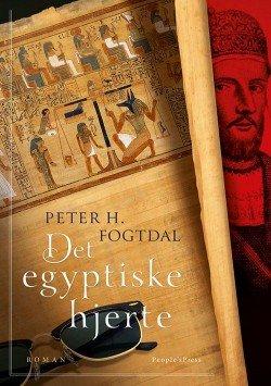 Image of   Det Egyptiske Hjerte - Peter H. Fogtdal - Cd Lydbog