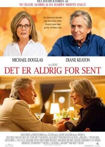 Image of   And So It Goes / Det Er Aldrig For Sent - Blu-Ray