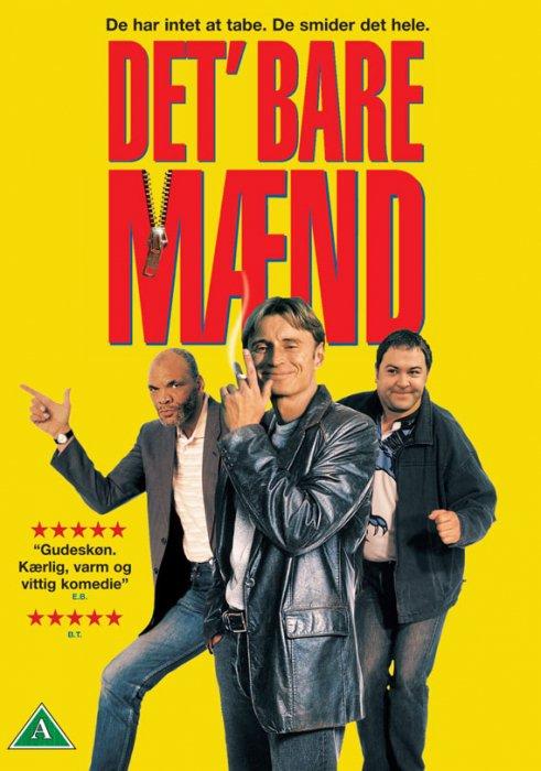 The Full Monty / Det Er Bare Mænd - DVD - Film