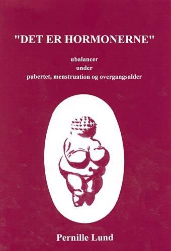 """Image of   """"""""det Er Hormonerne"""""""" - Pernille Lund - Bog"""