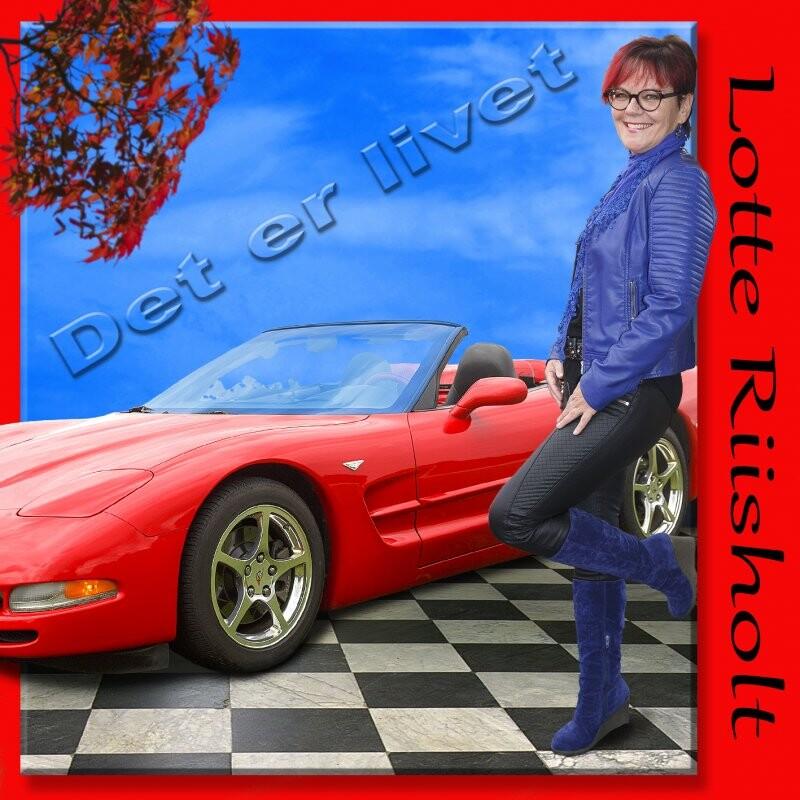 Image of   Lotte Riisholt - Det Er Livet - CD