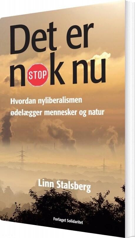 Det Er Nok Nu - Linn Stalsberg - Bog