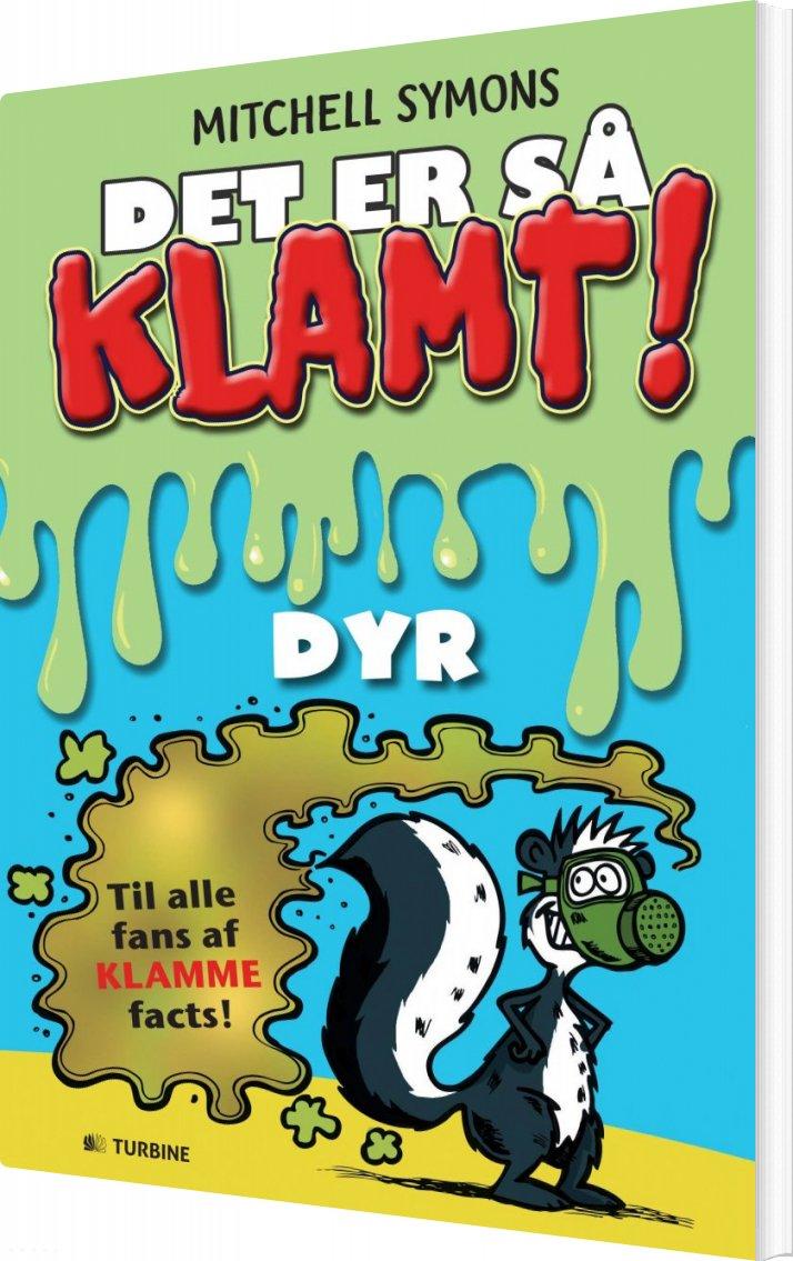 Image of   Det Er Så Klamt! - Mitchell Symons - Bog