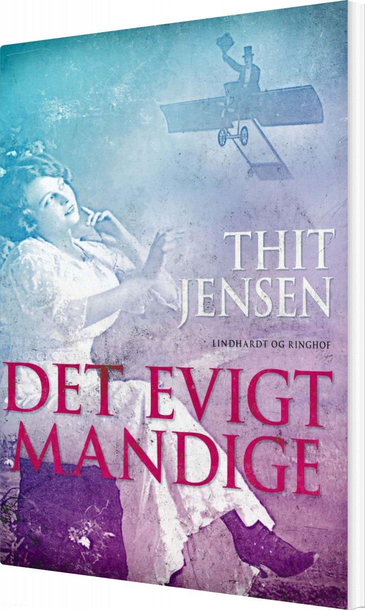 Det Evigt Mandige - Thit Jensen - Bog