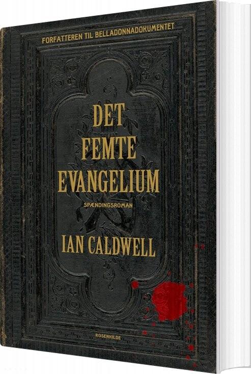 Image of   Det Femte Evangelium - Ian Caldwell - Bog