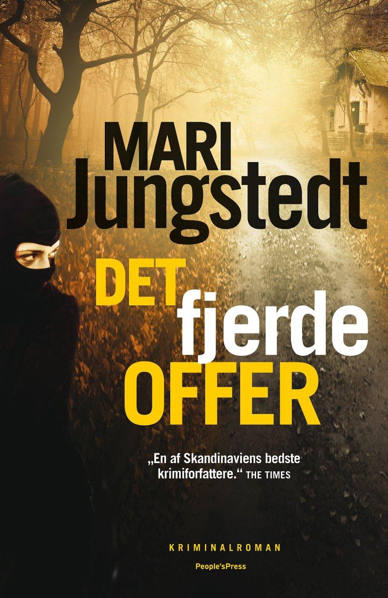 Billede af Det Fjerde Offer - Mari Jungstedt - Bog