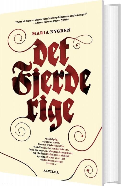 Det Fjerde Rige - Maria Nygren - Bog