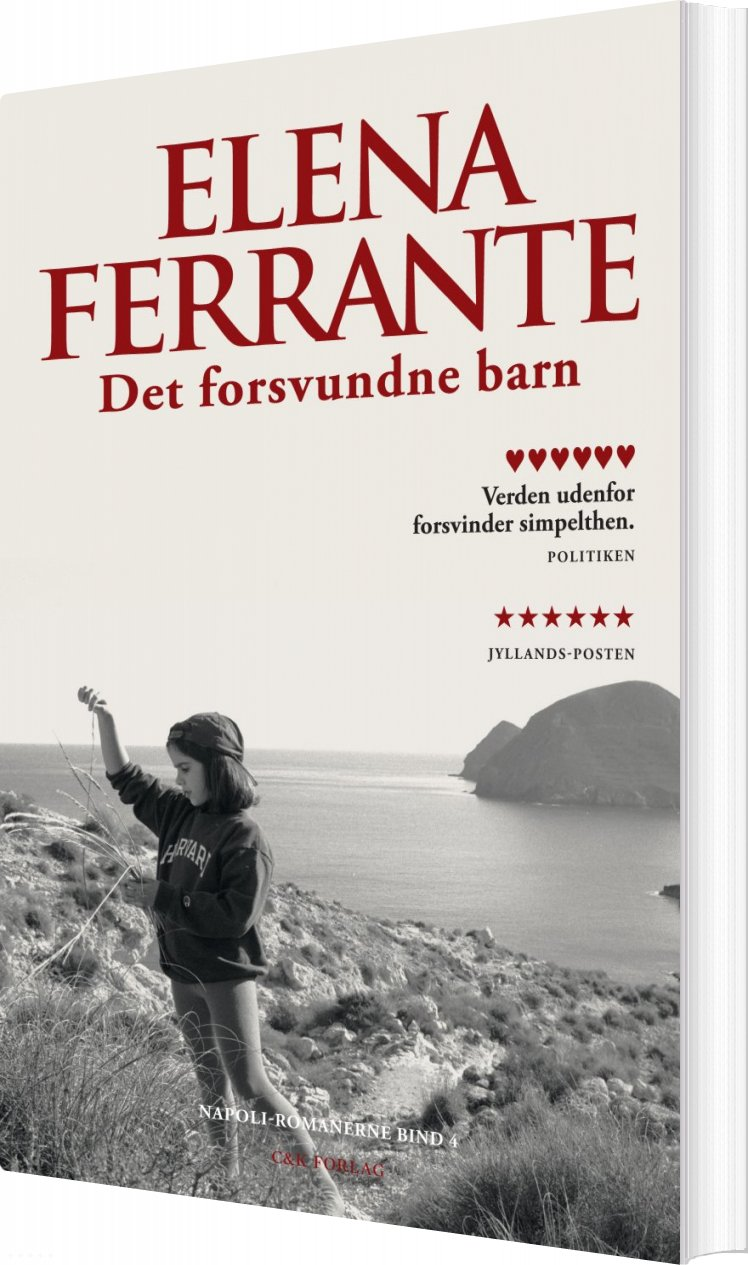 Det Forsvundne Barn - Elena Ferrante - Bog
