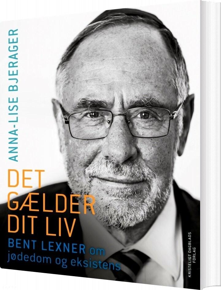 Image of   Det Gælder Dit Liv - Anna-lise Bjerager - Bog