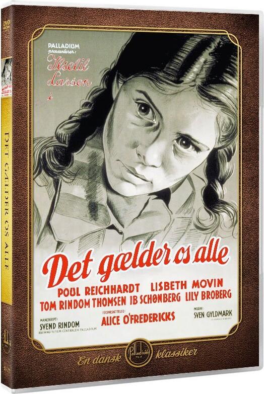 Image of   Det Gælder Os Alle - DVD - Film