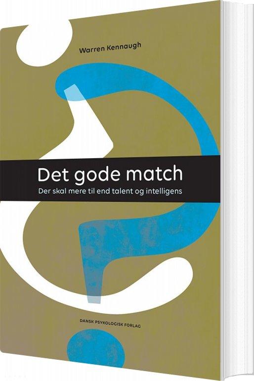 Image of   Det Gode Match - Warren Kennaugh - Bog