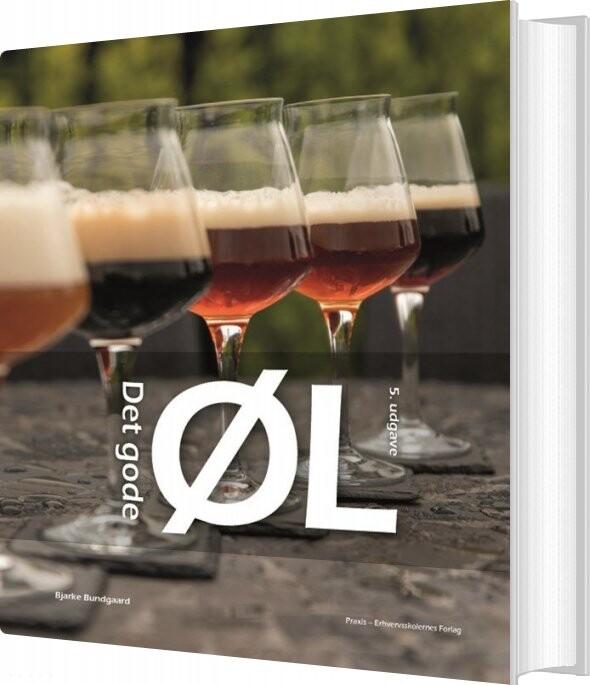 Det Gode øl - Bjarke Bundgaard - Bog